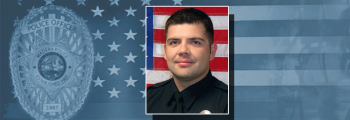 Officer Chavez promoted to Sergeant