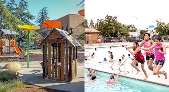 Parks trails facilities in the city of madera - Pan am pool public swimming hours ...