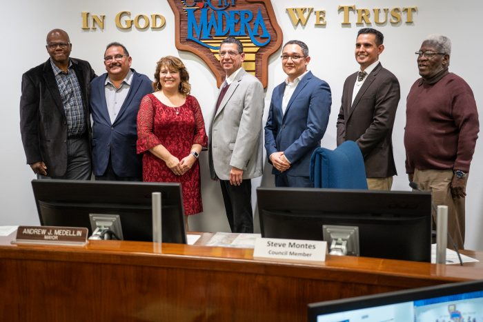 Madera City Council Reorganization